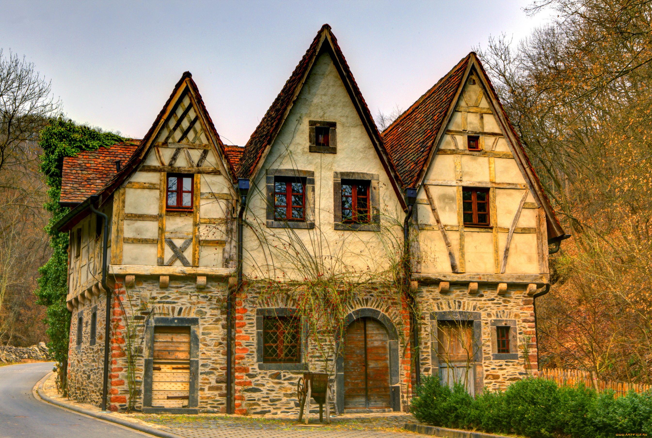 Домов фото германский